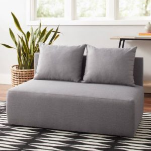 Mainstays Modular Double Lounge Loveseat