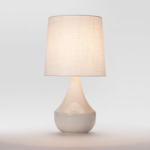 Montreal Wren Assembled Table Lamp White – Project 62™