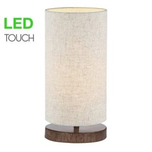 Eco- Friendly TOUCH Bedside Table Lamp