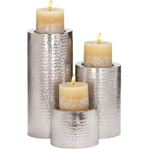 Candle Holder, 3pk